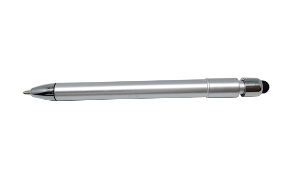 Stylus Ball Pen with a Ruler Case