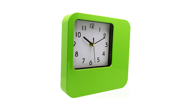 Apple-Green Clock