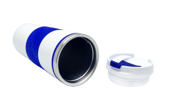Blue and White Tumbler