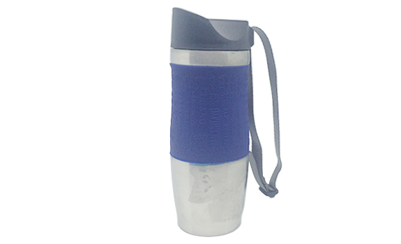 Purple Steel Tumbler