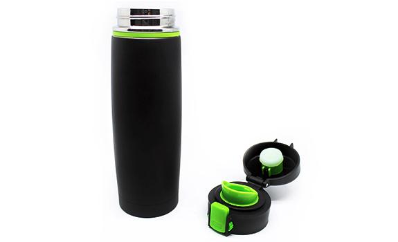 Black and Green Tumbler